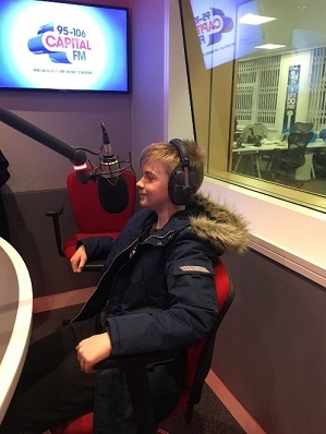 Thomas at Capital FM